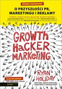 growth hacker marketing okładka